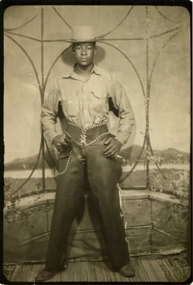 <em>Studio Cowboy,</em> c.1944 / 2014, Project B Collection