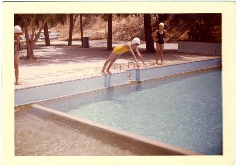 <em>Pool,</em> 1960 / 2014, Project B Collection