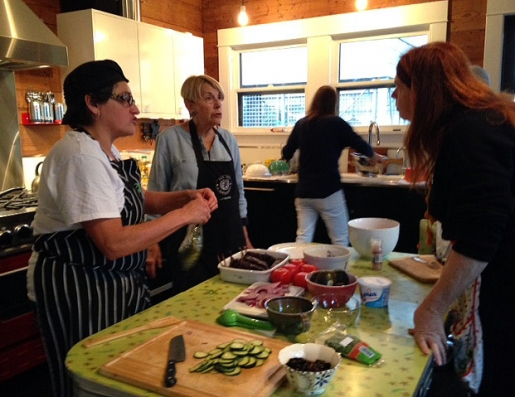 Mexican Cooking Class with Chef Gabriela Green