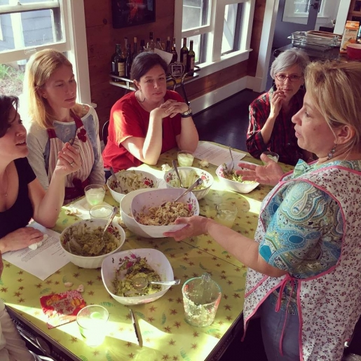 Classic Mexican Home Cooking Class with Martha Aguilar
